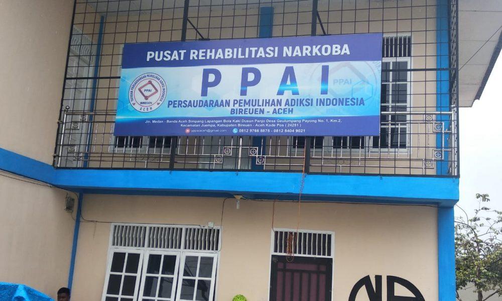 Pusat Rehabilitasi Narkoba Ppai Diresmikan Aceh Monitor